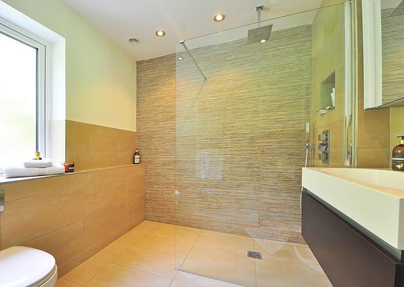 Duchas de baño, una buena elección