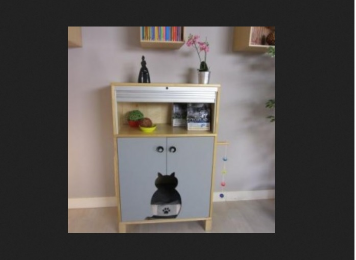 Adaptar un mueble para uso de tu mascota