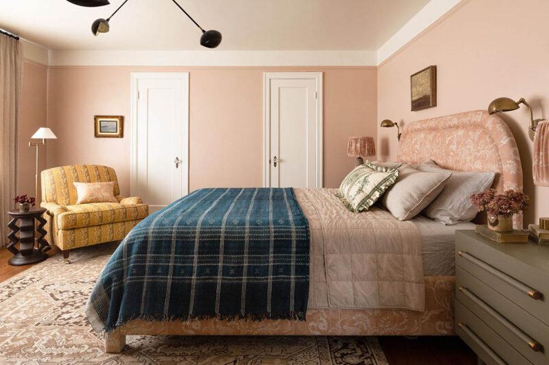 Cómo aprovechar los tonos pastel para un buen descanso en el dormitorio