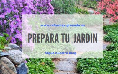 Preparar su jardín para la primavera
